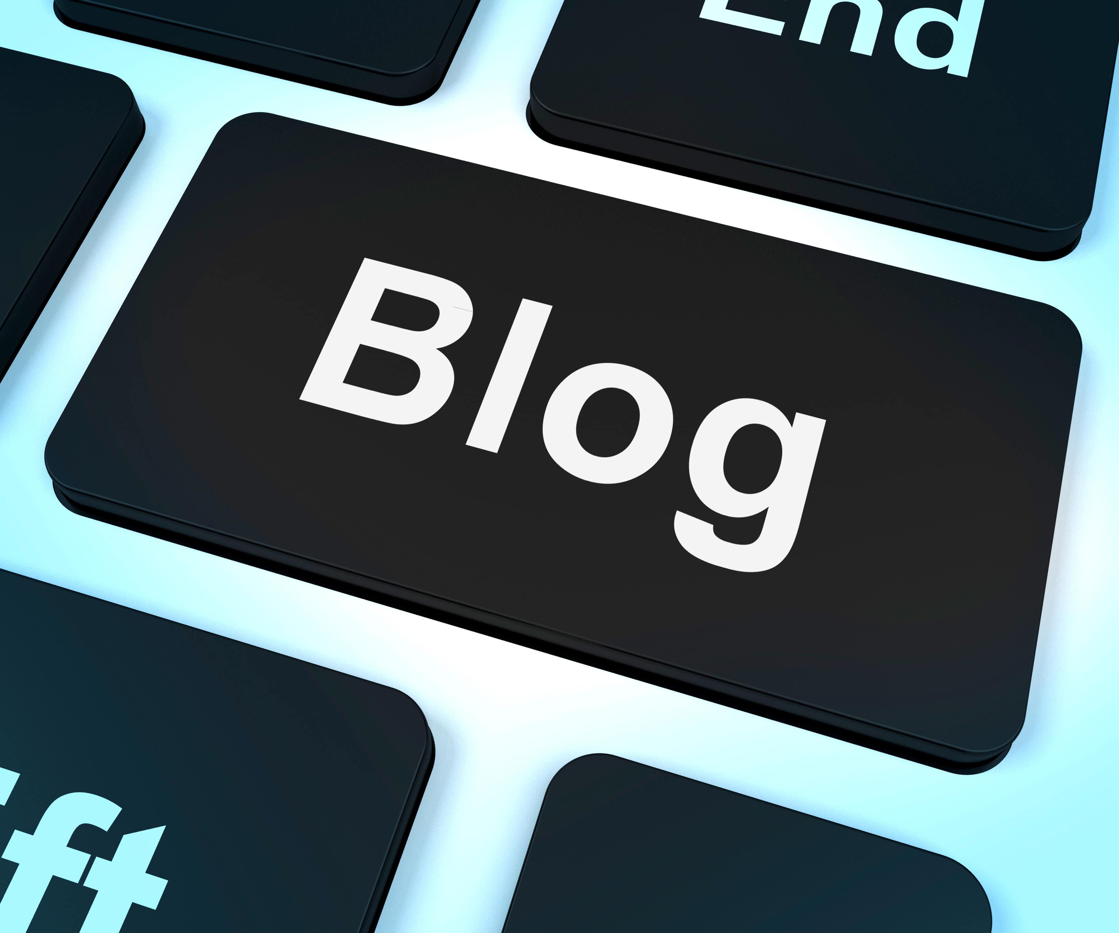 Blog Computer Key For Blogger Website
