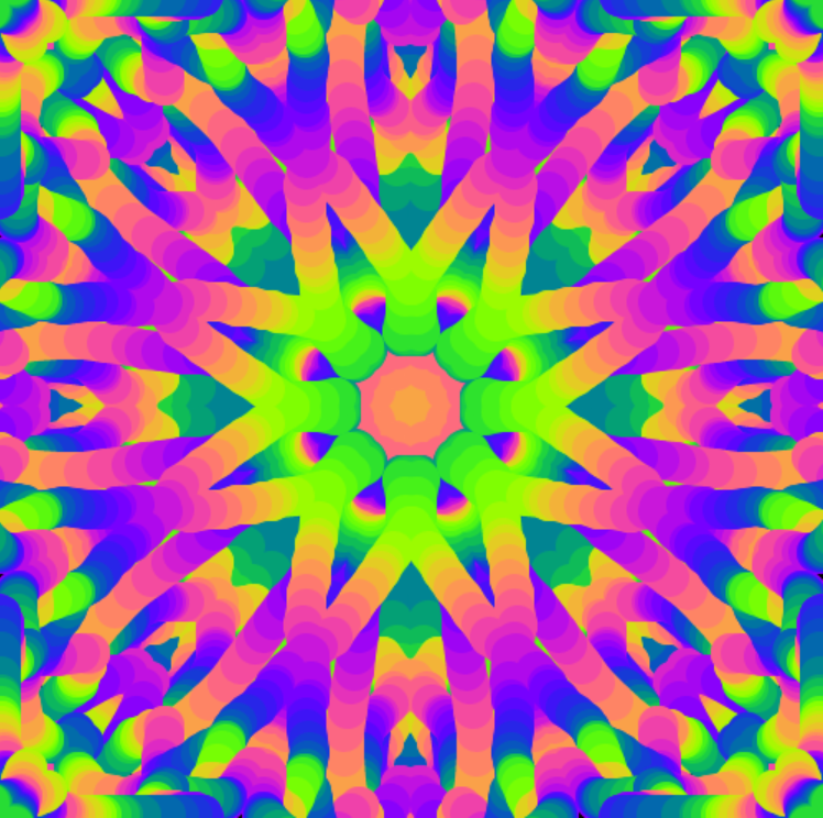 Kaleidoscope Painter - permadi.com